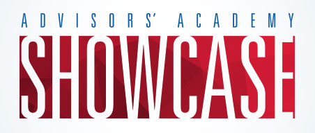 Advisors' Academy Showcase