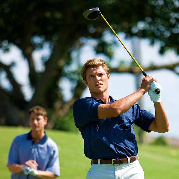 SGOS Golfing